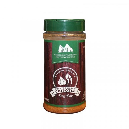 Green Mountain Grills rub chipotle