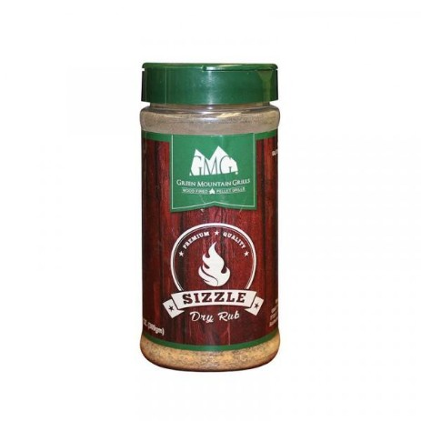 Green Mountain Grills rub Sizzle